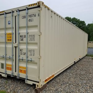 Shipping container, conex box, storage container,